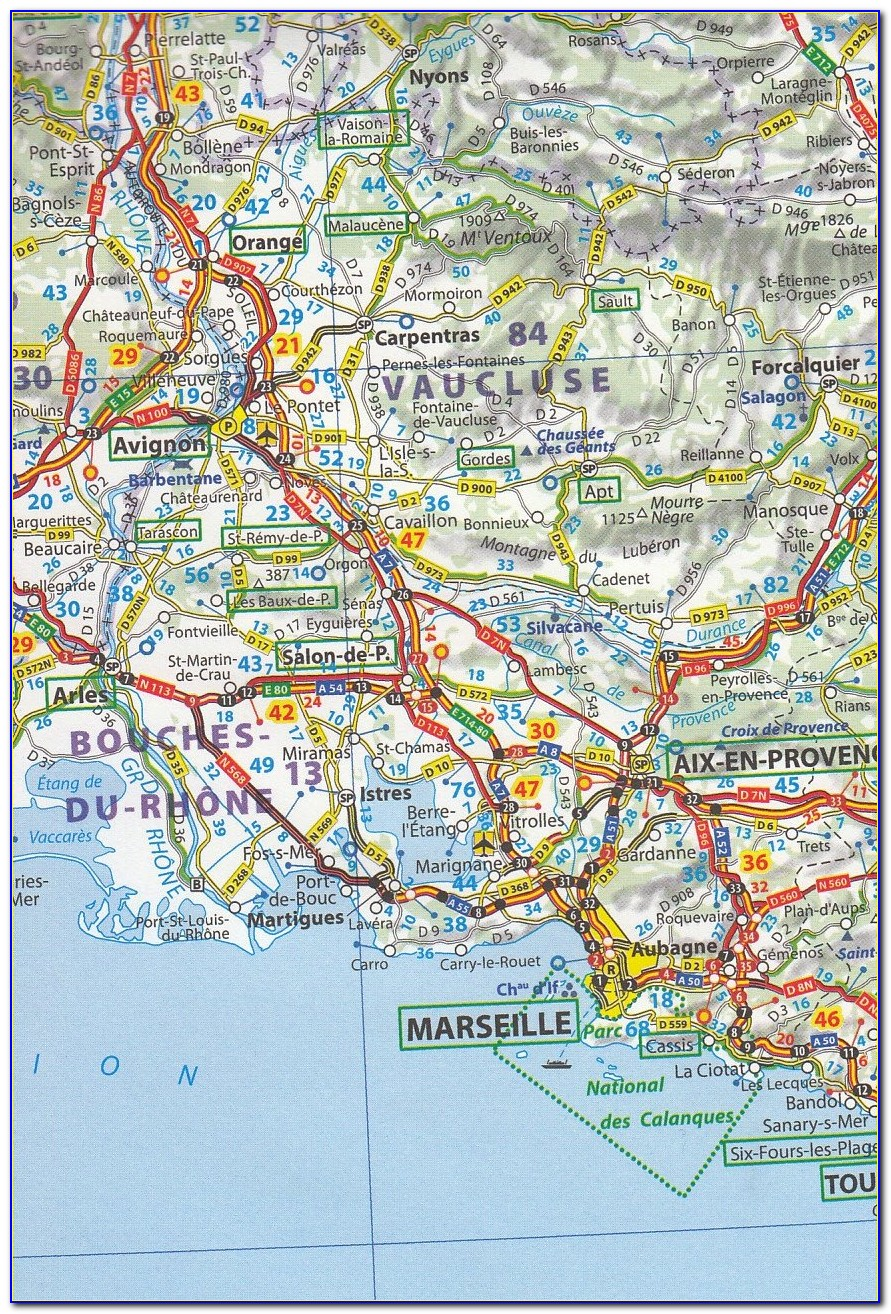 Michelin Maps France Amazon