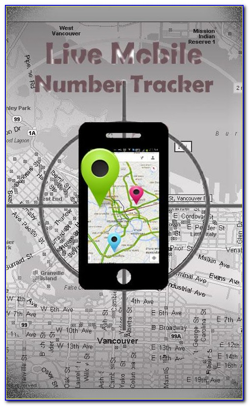 Mobile Number Location On Google Map