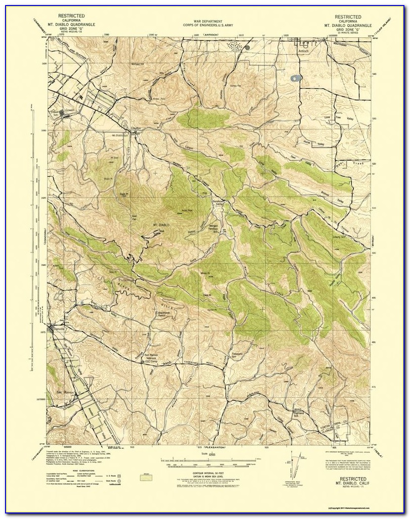 Montana Topographic Map Finder