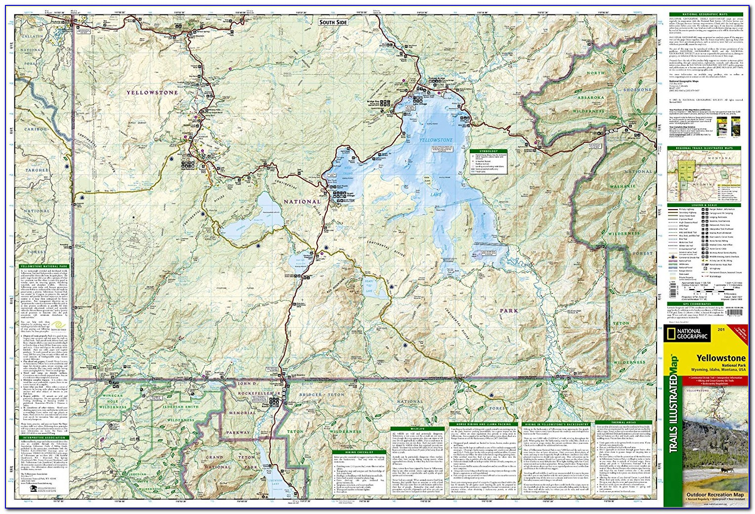National Geographic Topo Maps Software