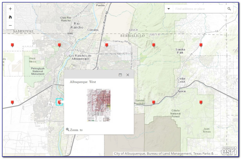 National Geographic Topo Maps Utah