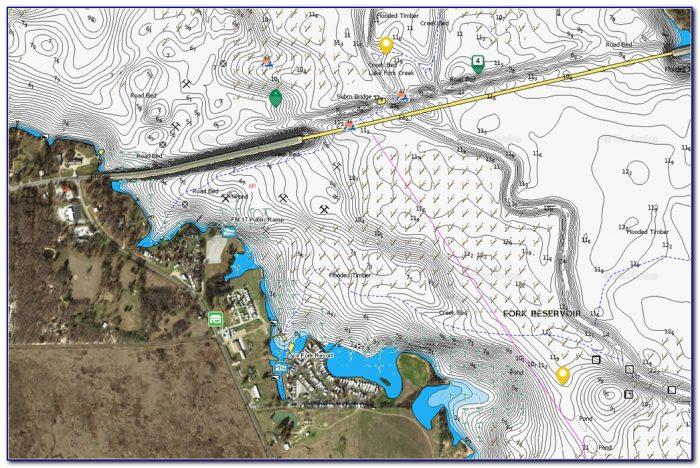 Navionics Lake Maps For Humminbird