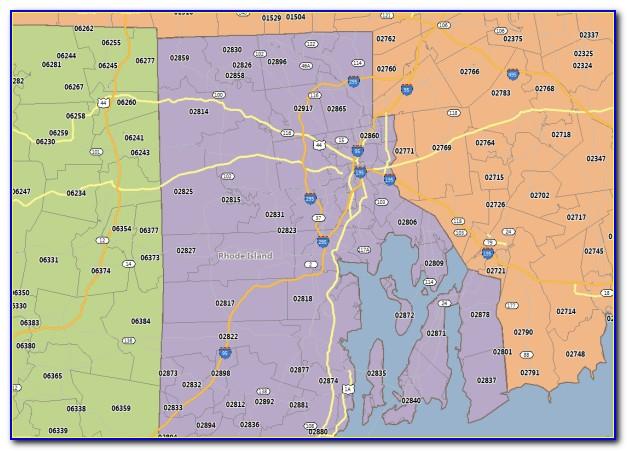 New Territory Tx Zip Code Map