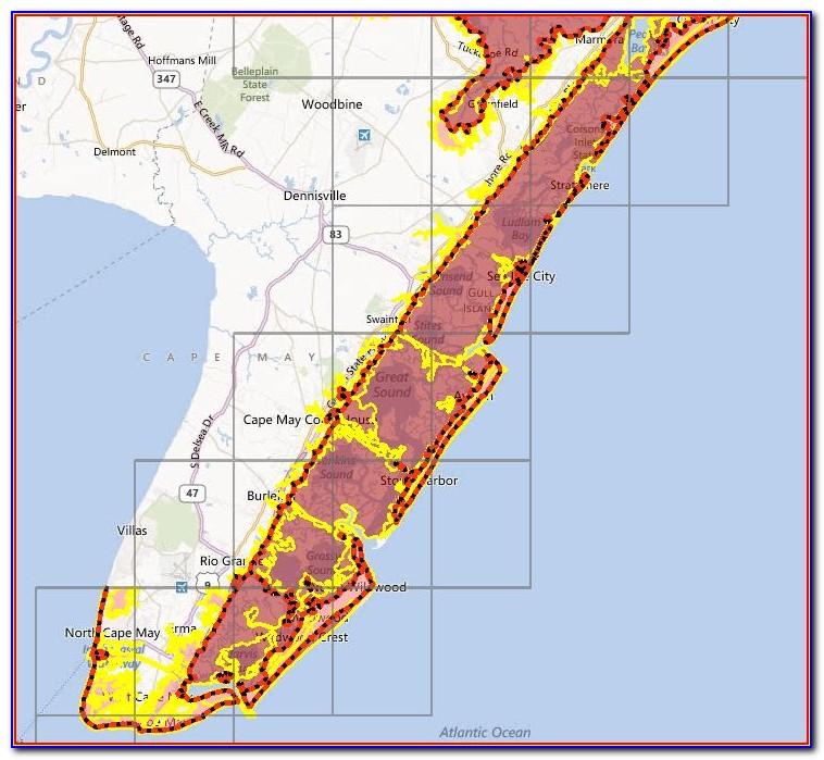 Nj Flood Map Search
