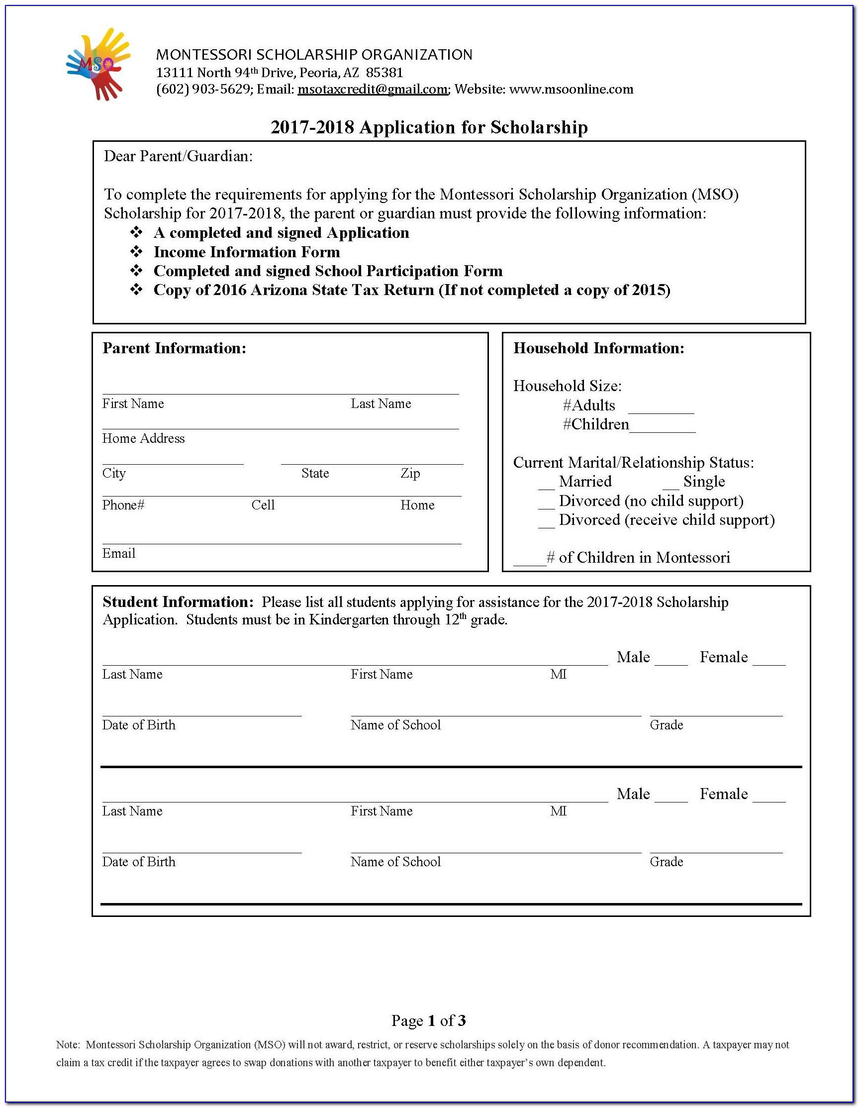 Non Profit Organization Form 1023