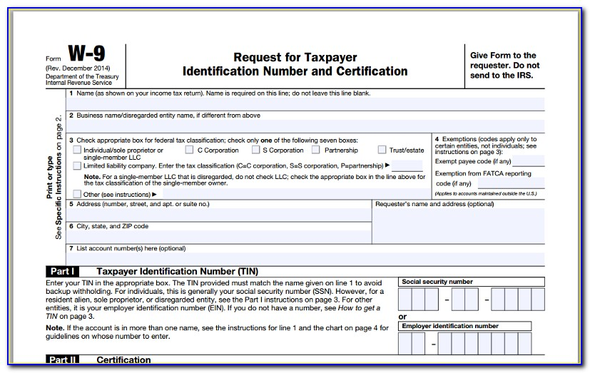 Official 1099 Form Printable