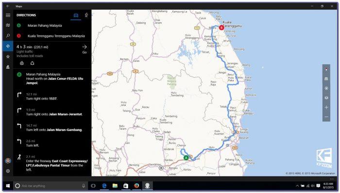 Offline Map Software For Windows 7