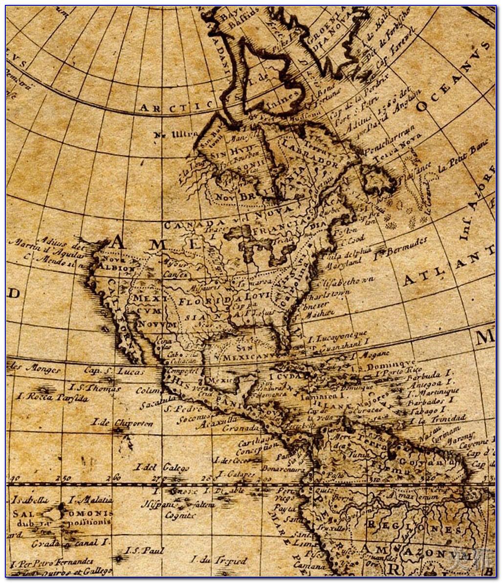 Old Nautical Maps Of Florida