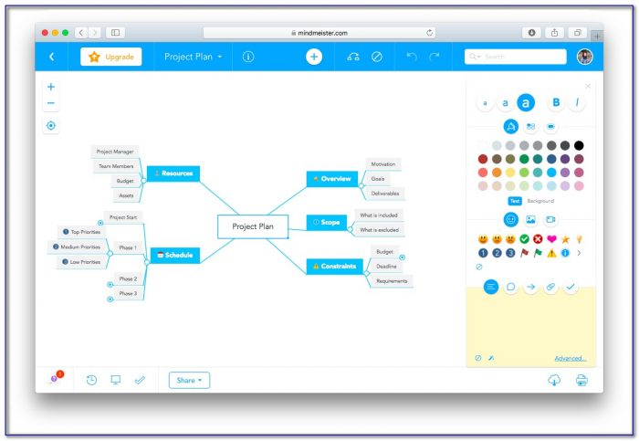 Online Collaborative Mind Mapping Tools