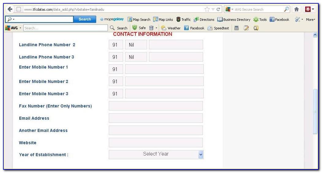 Online Form Filling Jobs In Pakistan Free Registration