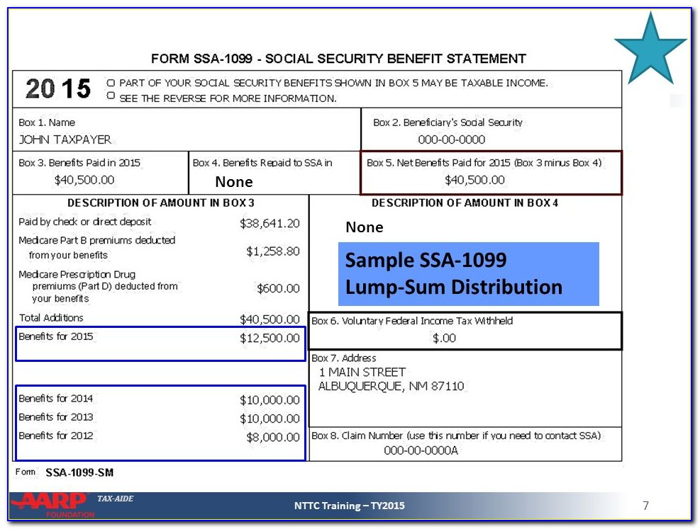 Order For A Duplicate Form Ssa 1099 Online