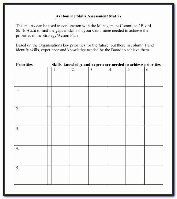Editable Skills Assessment Template Dkwcu Fresh 12 Skills Assessment Templates Word Excel Pdf Formats