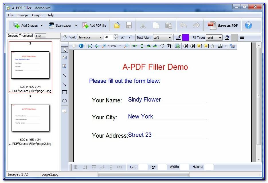 Pdf Form Filler Mac Freeware