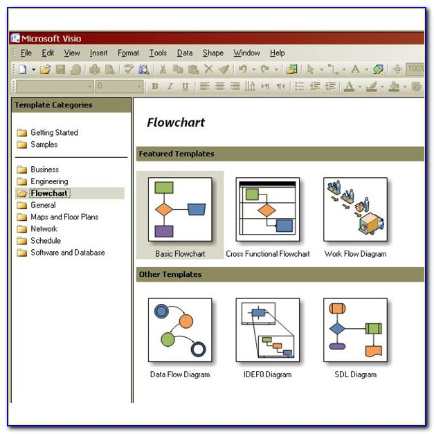 Process Mapping Tool Microsoft Office