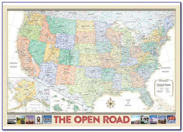 Rand Mcnally Road Map App