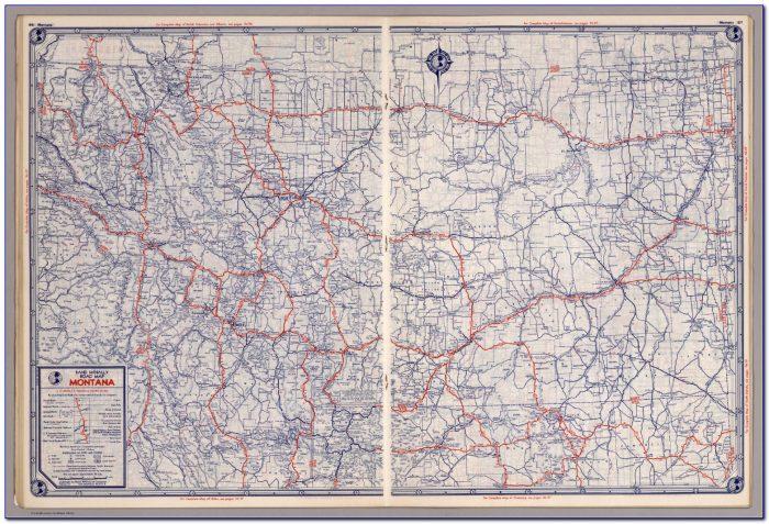 Rand Mcnally Road Map Of Florida