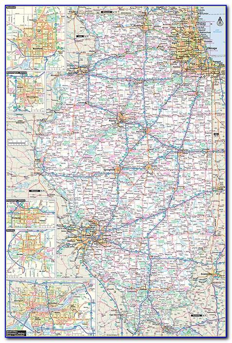 Rand Mcnally Road Maps Canada
