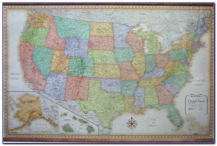 Rand Mcnally Us State Maps