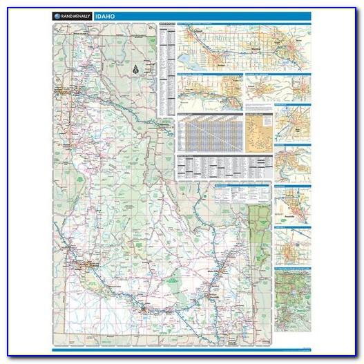 Rand Mcnally Wall Map Georgia