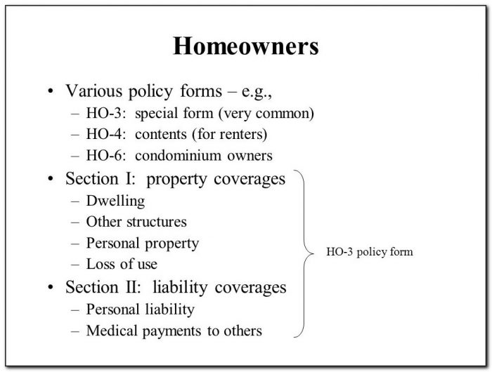 Renters Insurance Form Number