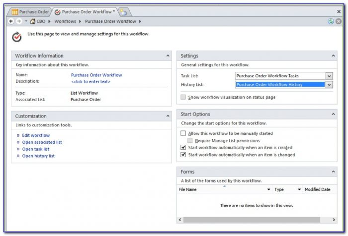 Sharepoint 2013 Approval Workflow Form