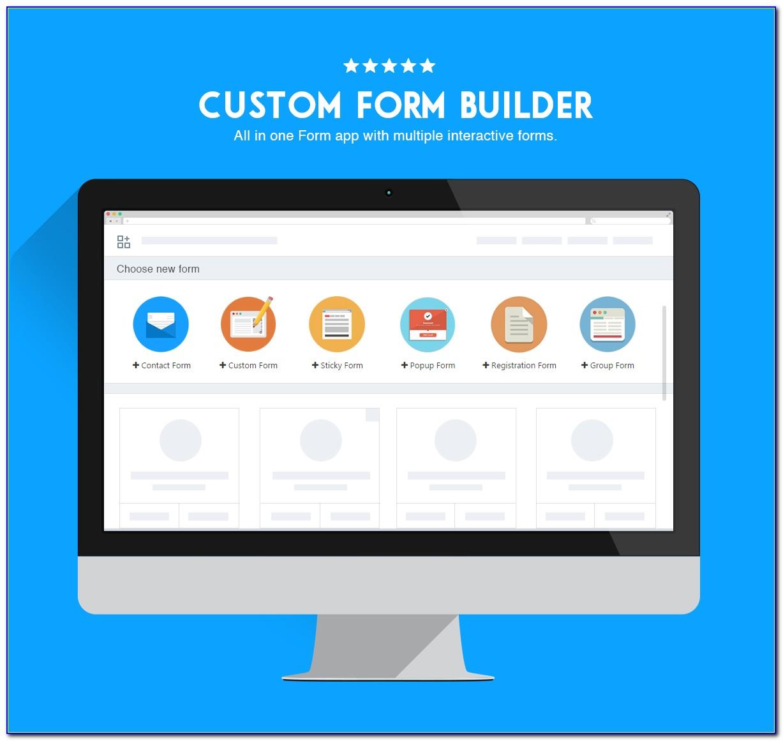 Shopify Form Generator