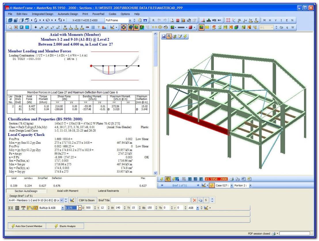 Simpson Cold Formed Steel Design Software