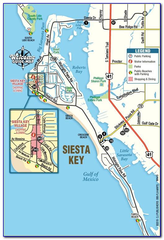 Street Map Of Bradenton Florida