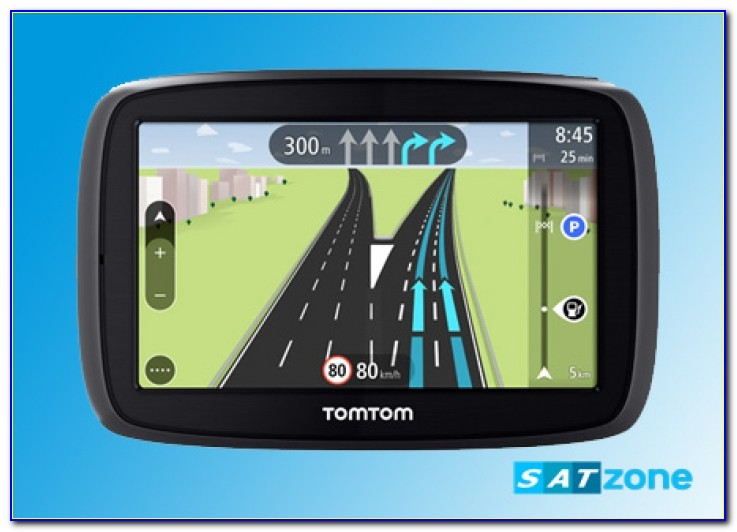 Tomtom Europe Maps Coverage