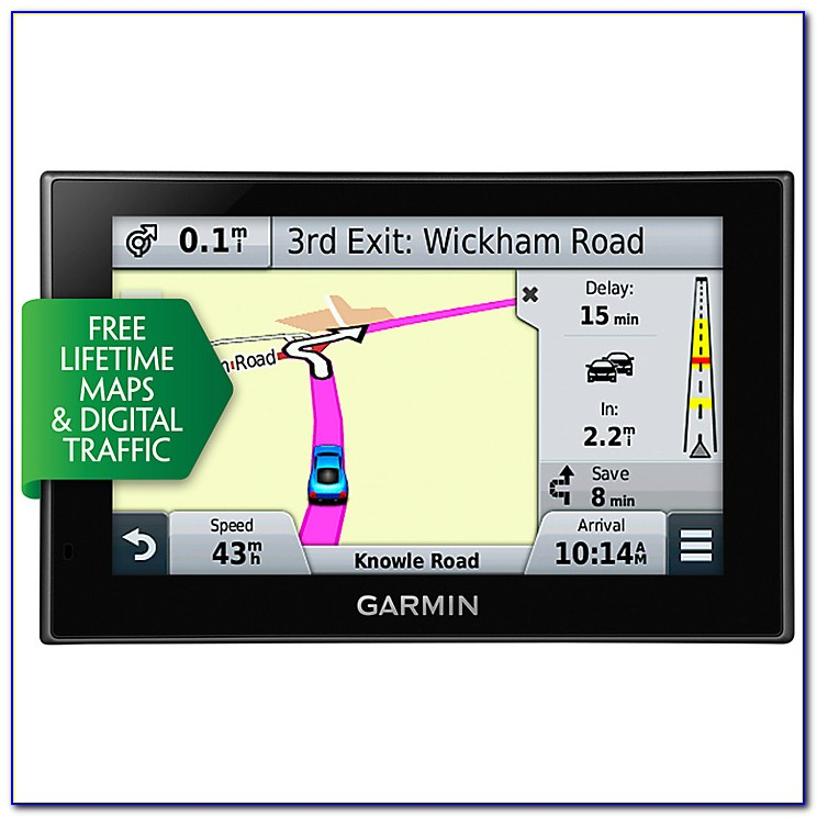 Tomtom Gps Lifetime Map And Traffic Updates