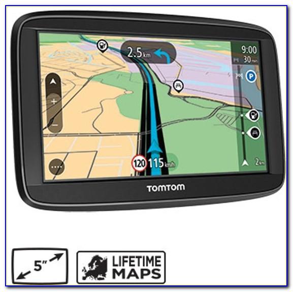 Tomtom Lifetime Maps Update
