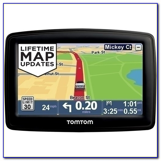 Tomtom Xl Gps Map Update