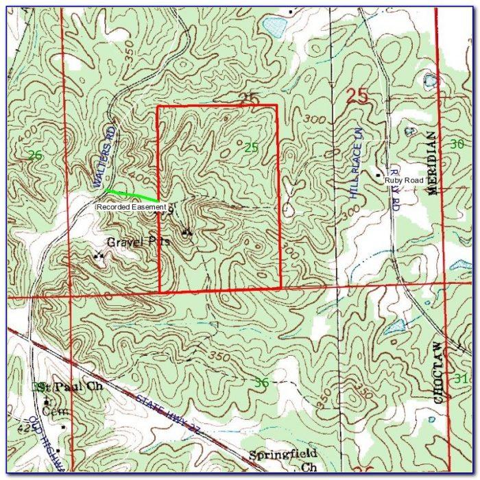 Topo Hunting Maps Oregon