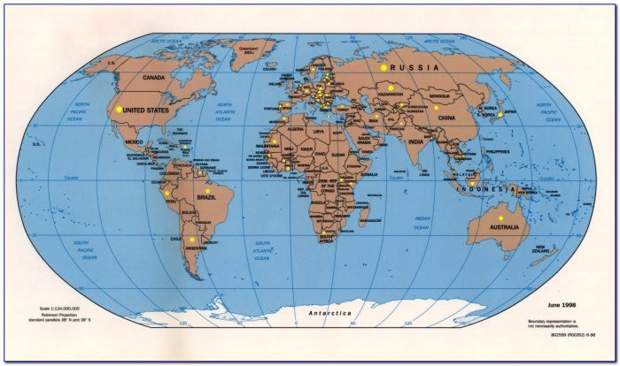 Until 1994 World Maps And Globes Sold In Albania Only Had Albania On Them