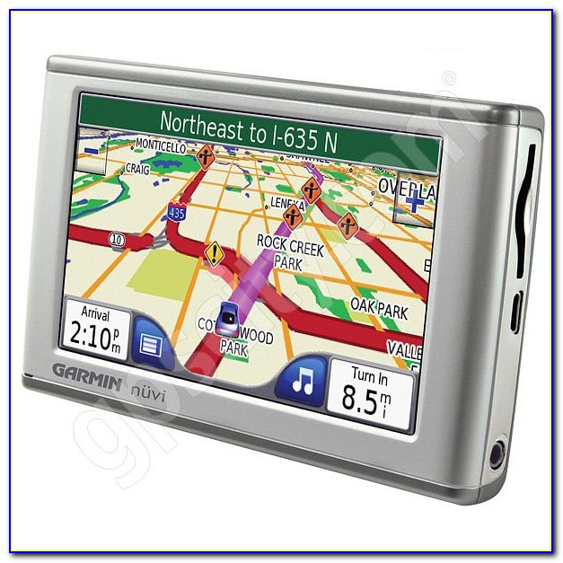 Update Garmin Nuvi 650 Maps Free