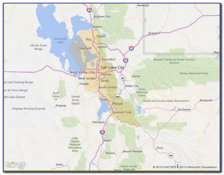 Usda Loan Map Utah