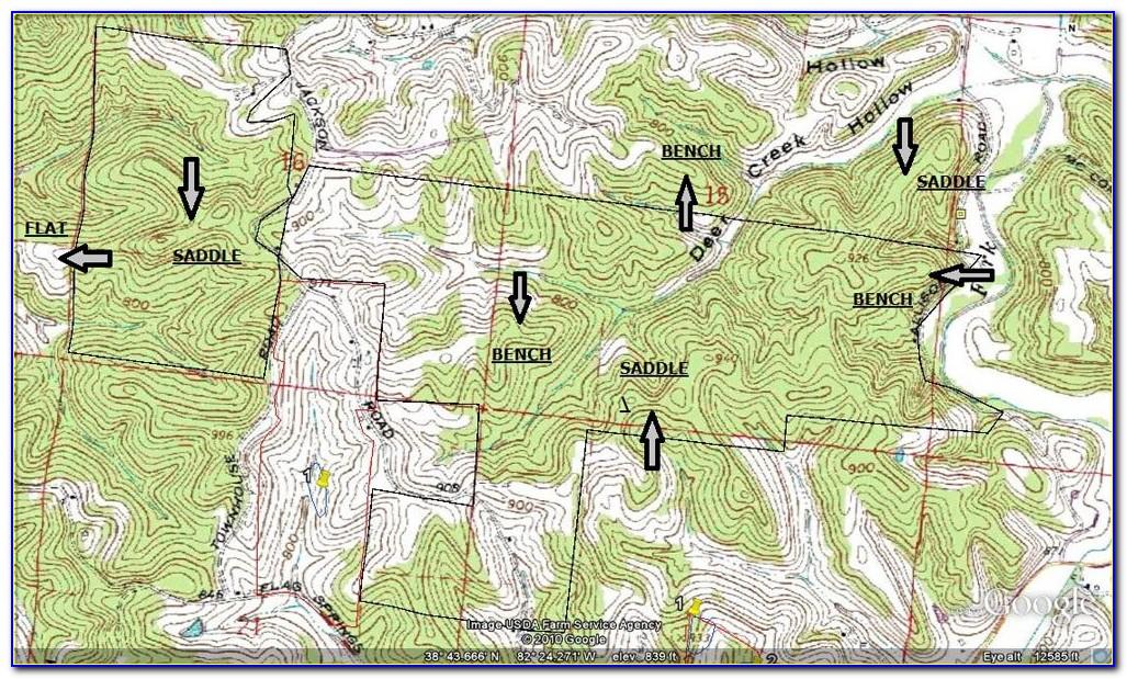 Utah Hunting Topo Maps