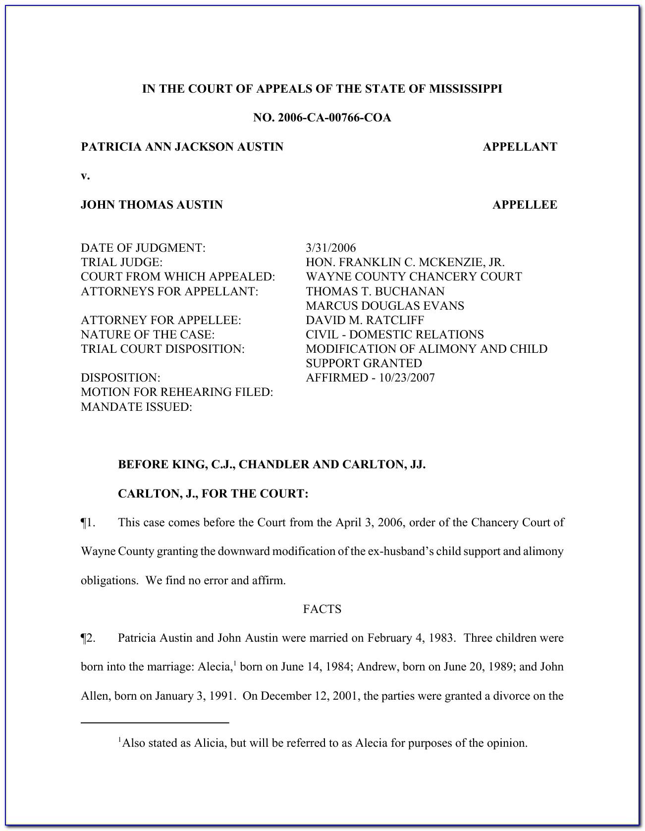 Virginia Contested Divorce Forms