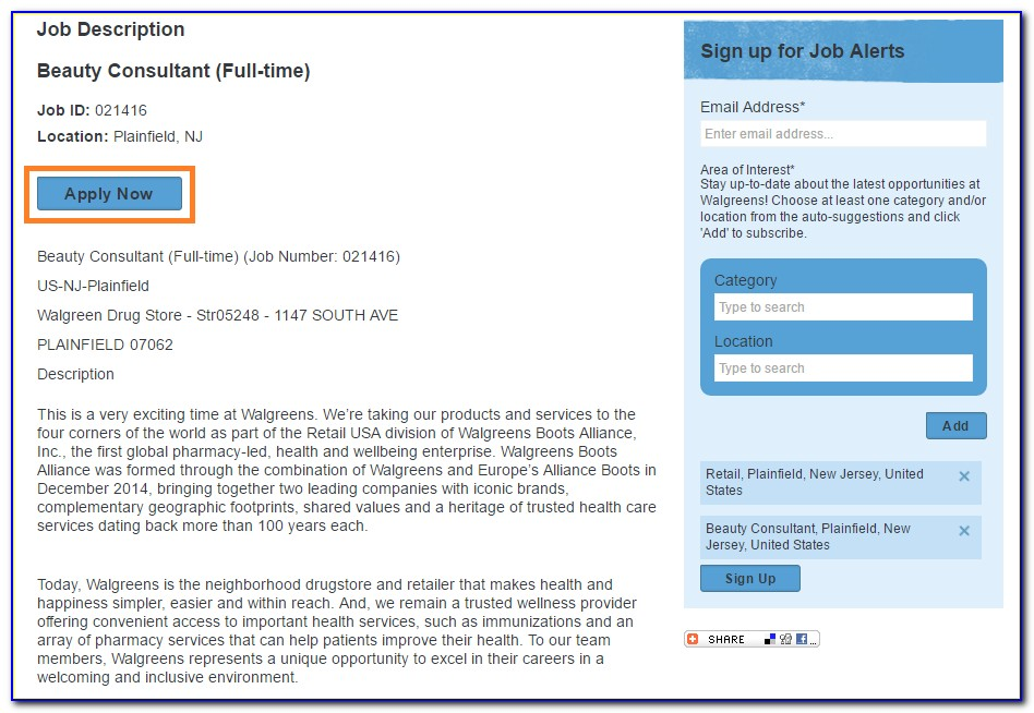 Walgreens Jobs Application Puerto Rico