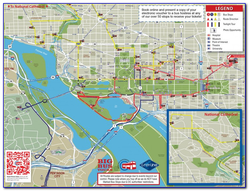 Maps Update 700495 Washington Dc Tourist Map Pdf Washington Dc