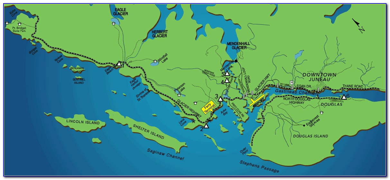 Weather Map Juneau Alaska