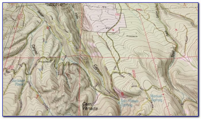 Deer Hunting Topo Maps - Maps : Resume Examples #3nOlenYka0