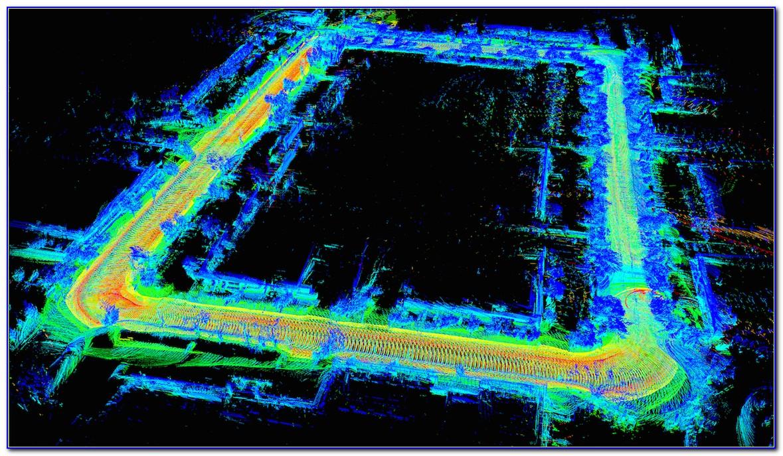 3d Lidar Mapping Ros