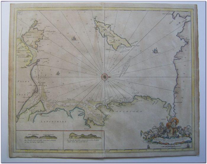 Antique Nautical Maps Cape Cod