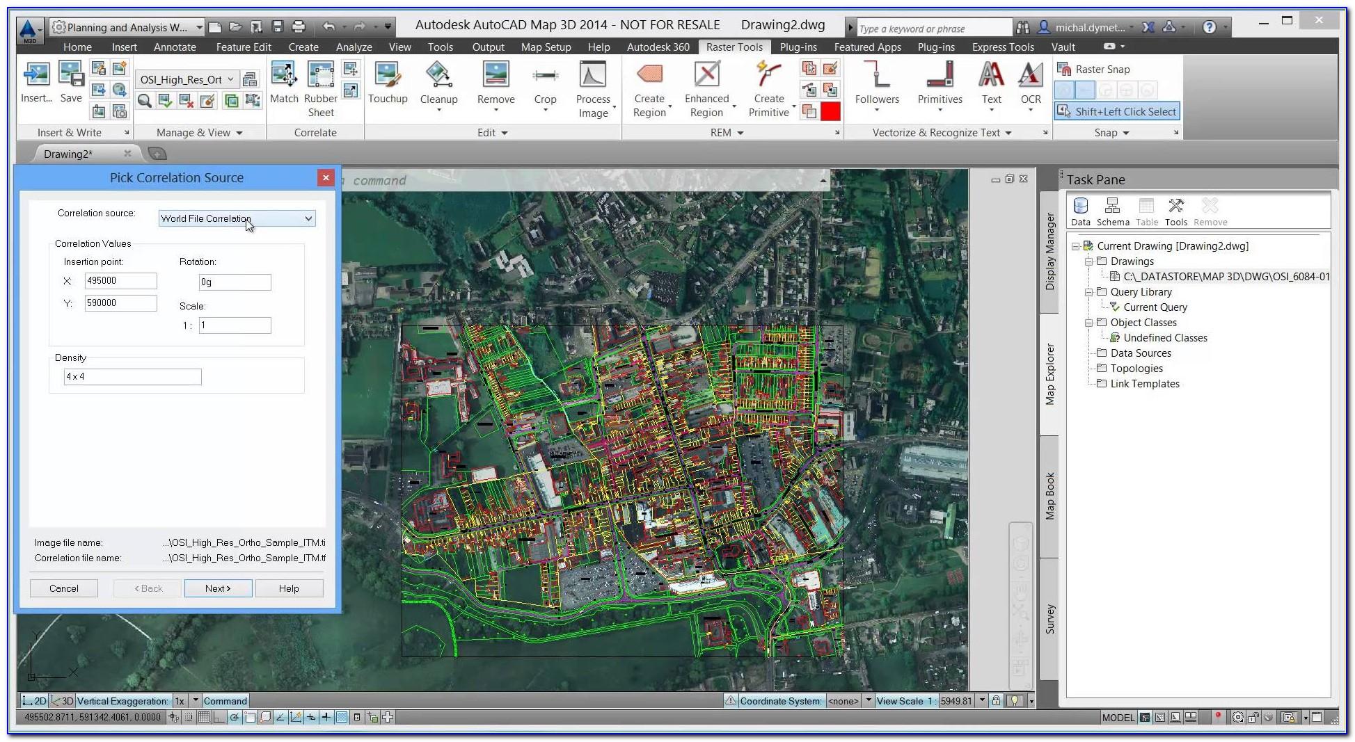 Autodesk Gis Map Platform