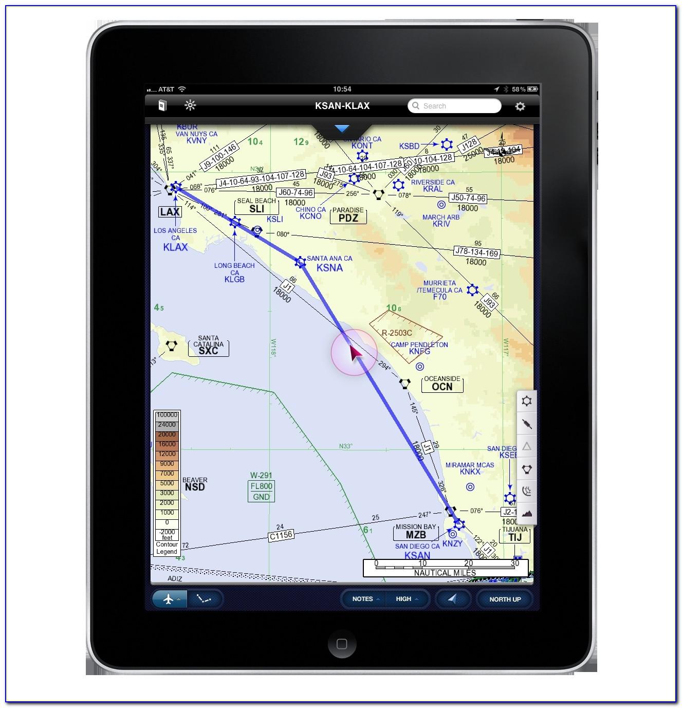 Aviation Navigation Maps For Ipad