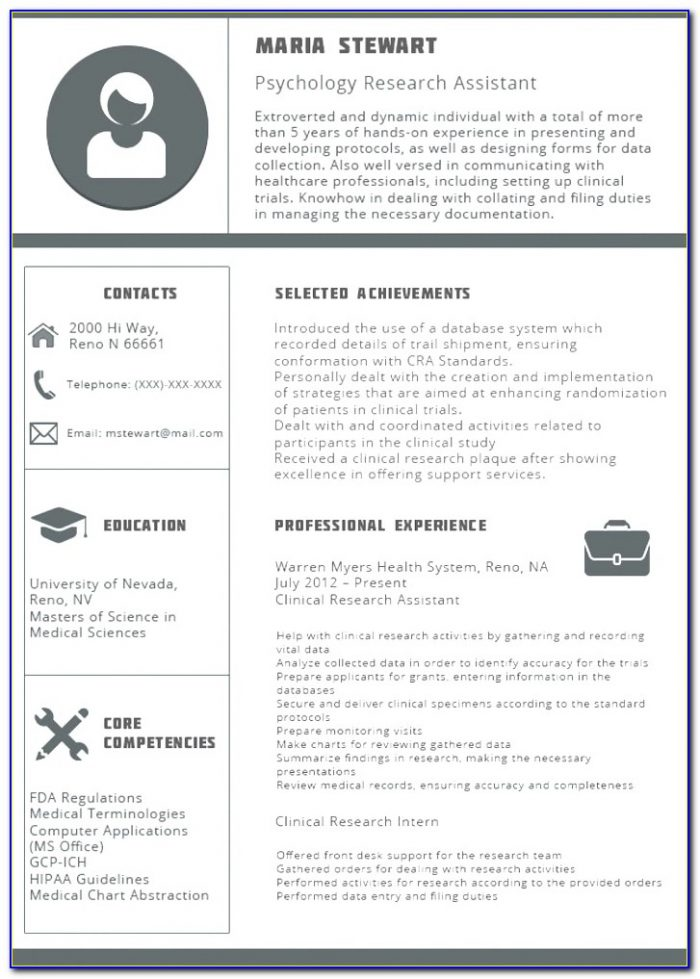 Best Free Resume Templates Download