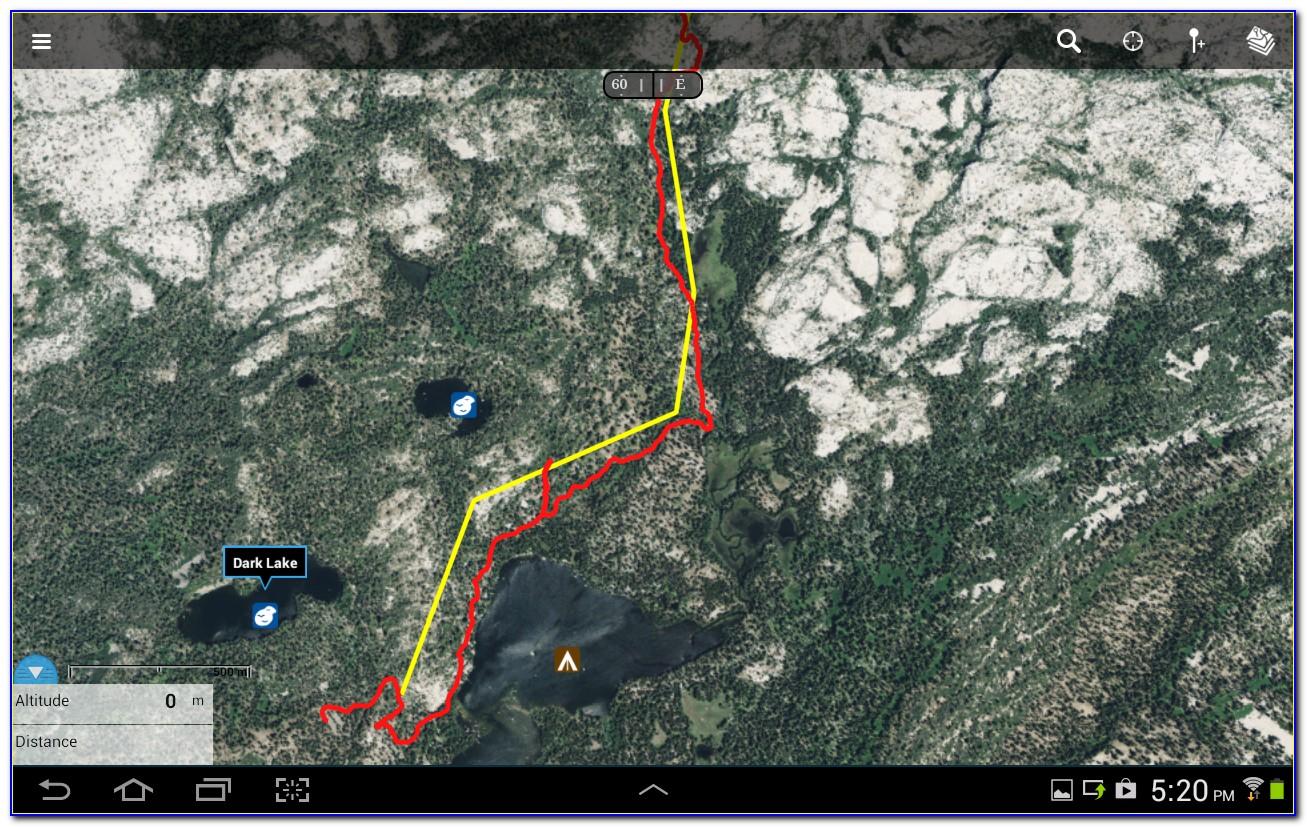 Best Handheld Gps Topo Map