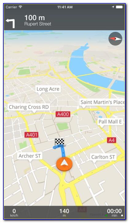 Best Iceland Offline Map App