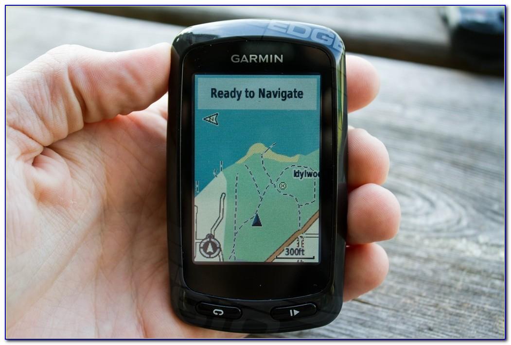 Best Maps For Garmin Edge 810